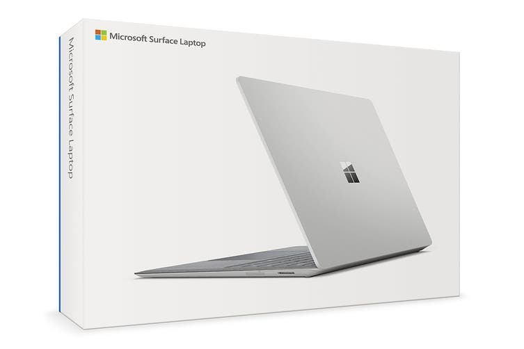 Microsoft Surface Laptop (256GB, i5, 8GB RAM, Platinum)