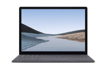 "Microsoft Surface Laptop 3 13.5"" (128GB, i5, 8GB RAM, Platinum Alcantara)"