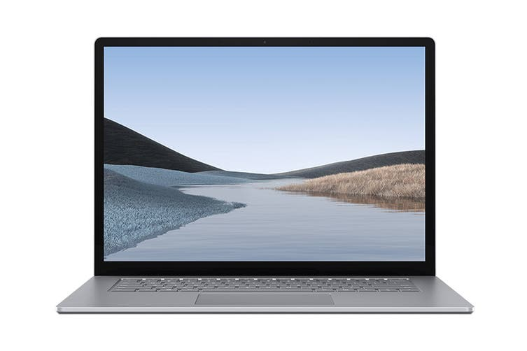 "Microsoft Surface Laptop 3 15"" (256GB, Ryzen 5, 8GB RAM, Platinum Metal) - AU/NZ Model"