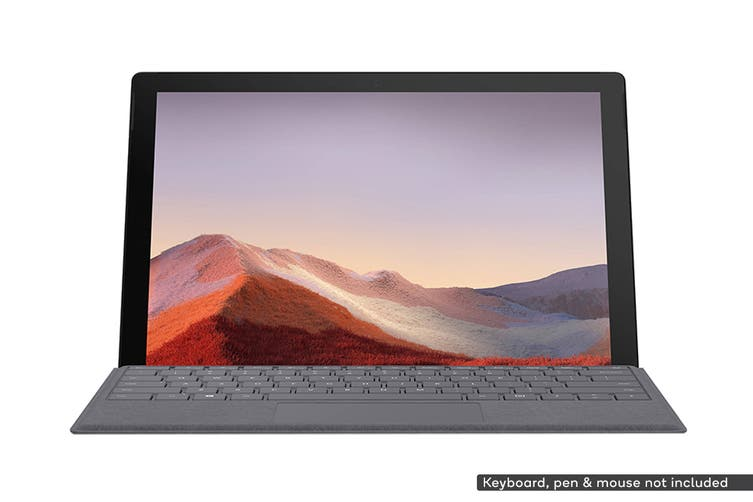 Microsoft Surface Pro 7 (i7, 16GB RAM, 512GB SSD, Black) - AU/NZ Model