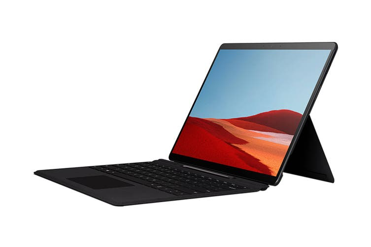 Microsoft Surface Pro X (SQ1, 8GB RAM, 128GB SSD, Black) - AU/NZ Model