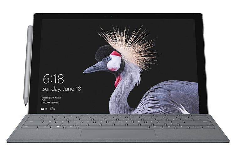Microsoft Surface Pro Signature Type Cover (Light Charcoal)