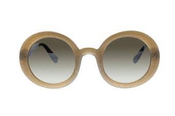 Miu Miu 0MU06US Sunglasses (Brown) - Brown Gradient