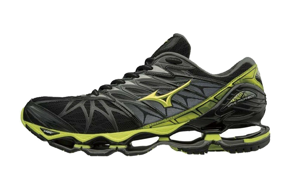 mens mizuno running shoes size 9.5 in usa euro trade