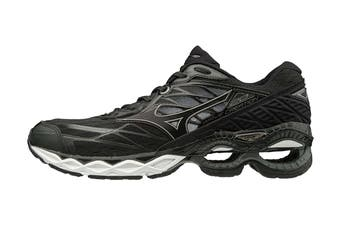 Mizuno Men's Wave Creation 20 Running Shoe (Black, Size 12 US)