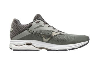 Mizuno Men's Wave Rider 23 Running Shoe (Frost Grey/Met. Shadow/Periscope, Size 12 UK)