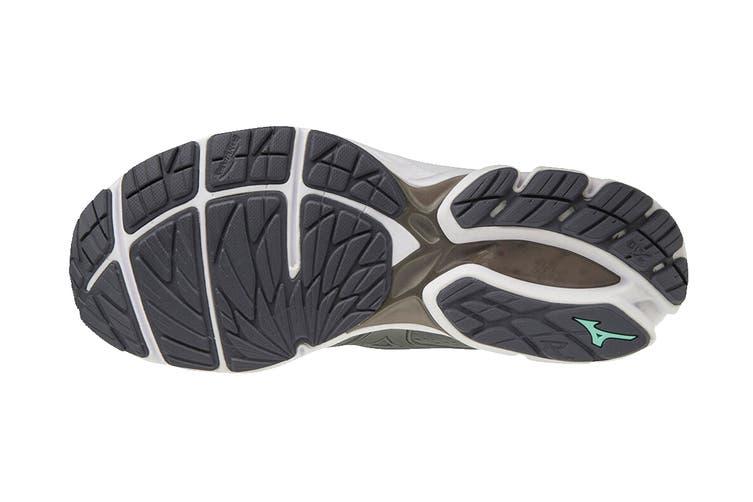 Mizuno Men's Wave Rider 23 Running Shoe (Frost Grey/Met. Shadow/Periscope, Size 7.5 UK)