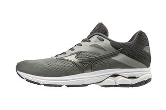 Mizuno Men's Wave Rider 23 Running Shoe (Frost Grey/Met. Shadow/Periscope, Size 9.5 UK)