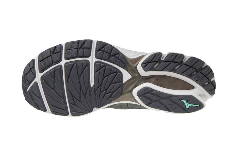 Mizuno Men's Wave Rider 23 Running Shoe (Frost Grey/Met. Shadow/Periscope, Size 9 UK)
