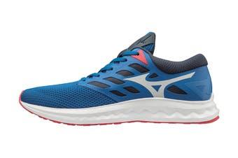 Mizuno Men's Wave Polaris Running Shoe (Blue, Size 10 US)