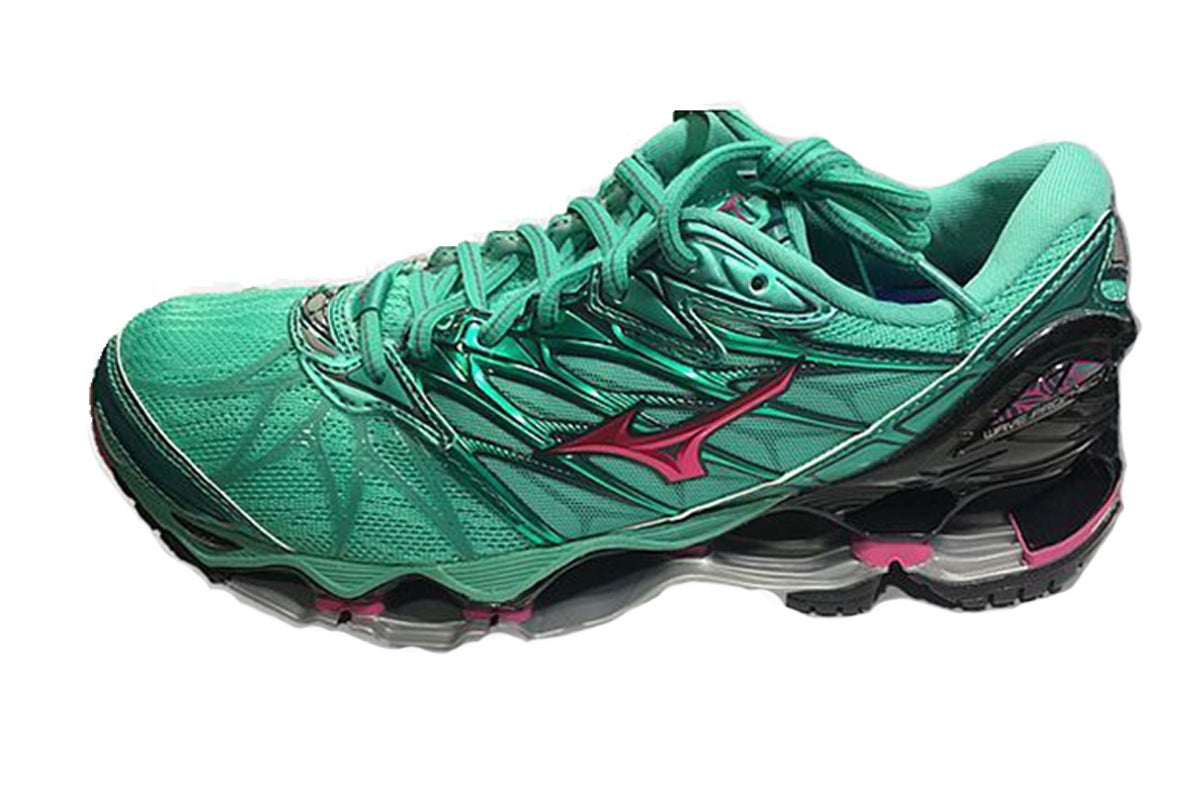 mizuno womens running shoes size 8.5 7e