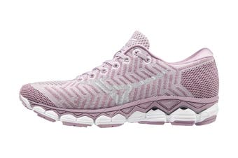 Mizuno Women's Wave Knit S1 Running Shoe (Lavender Frost, Size 6.5 US)