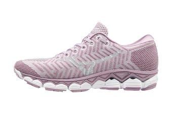 Mizuno Women's Wave Knit S1 Running Shoe (Lavender Frost, Size 7.5 US)