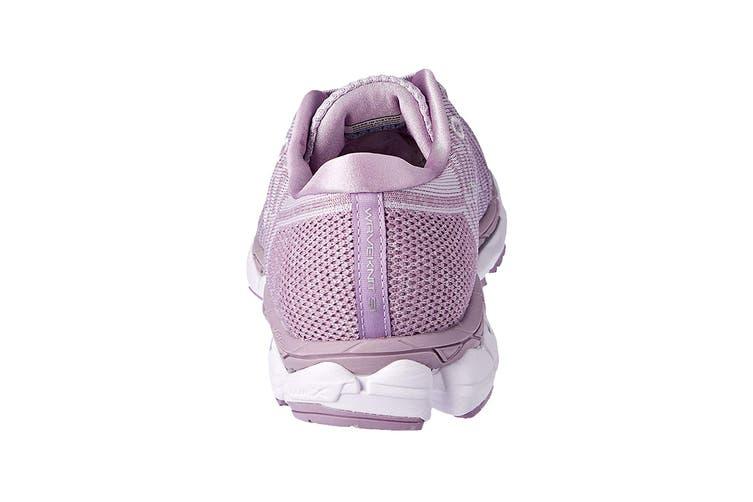 Mizuno Women's Wave Knit S1 Running Shoe (Lavender Frost, Size 8 US)