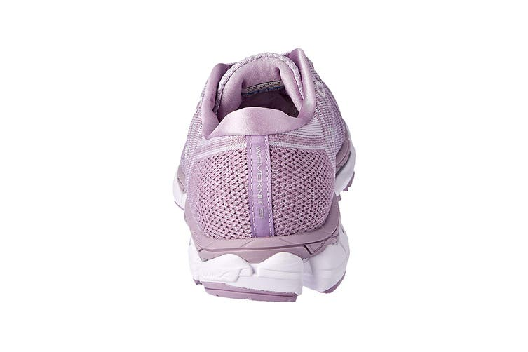 Mizuno Women's Wave Knit S1 Running Shoe (Lavender Frost, Size 9 US)