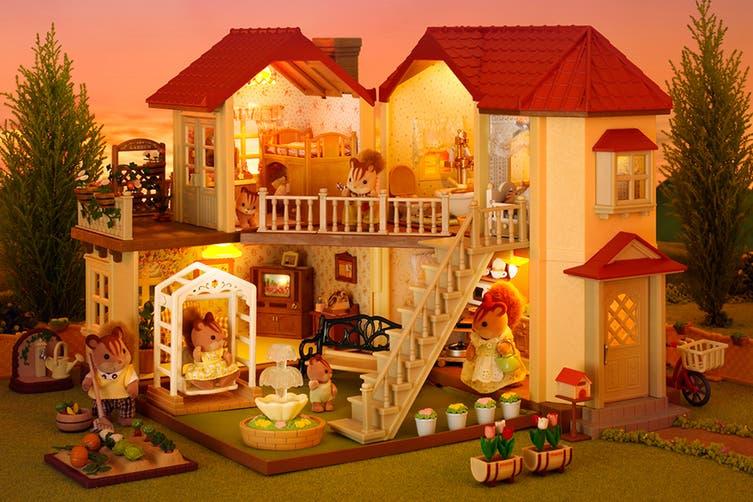 Sylvanian Families Homes - Beechwood Hall