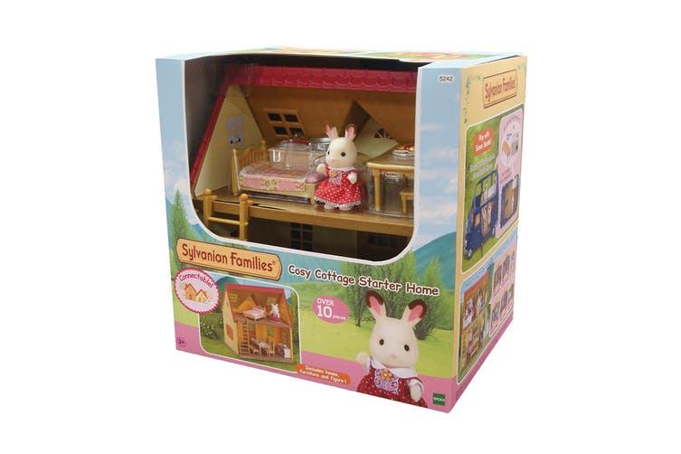 Sylvanian Families Homes - Cosy Cottage Starter Home