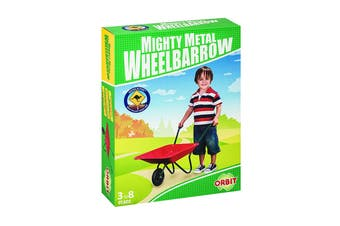 Orbit Metal Mighty Wheelbarrow