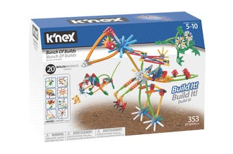 K'NEX Bunch of Builds Building Set