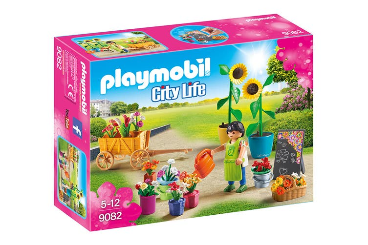 Playmobil City Life  Florist
