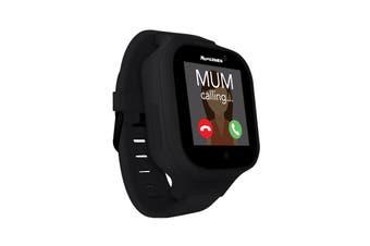 Moochies Smartwatch Phone for Kids (Black)