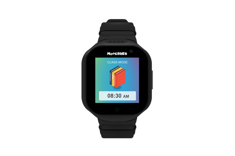 Moochies Smartwatch Phone for Kids (Black)