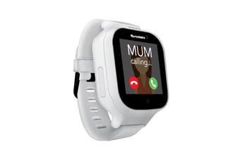 Moochies Smartwatch Phone for Kids (White)