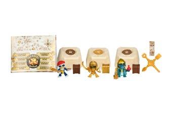 Treasure X Treasure Dig 3 Pack
