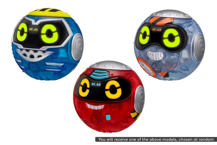 Really R.A.D Robots Yakbot Cybertint (Assorted)