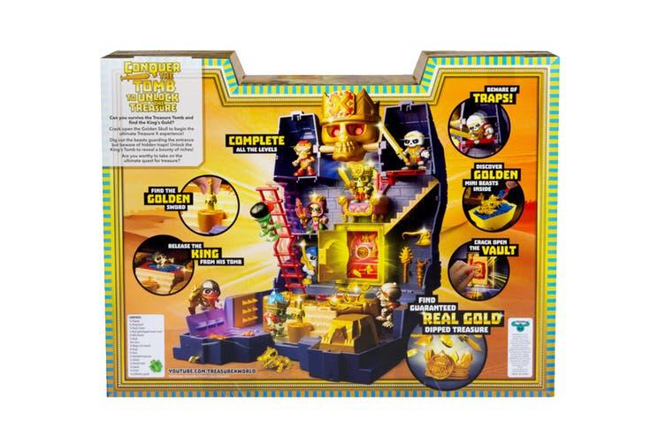 Treasure X Treasure Tomb S3