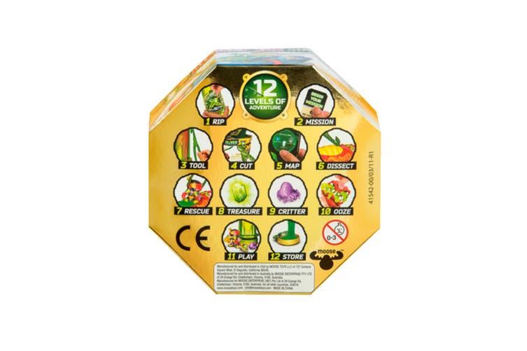 Treasure X Alien Hunters Single Pack S1 (Assorted)
