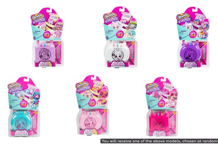 Shopkins Lil' Secrets Secret Lock Mini Playset Assorted S2 W2