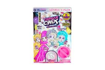 Capsule Chix Ultimix 4 Pack