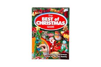 Logo Board Game Christmas