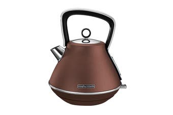Morphy Richards Evoke Pyramid Kettle - Bronze (100101)