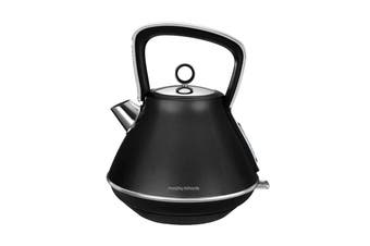 Morphy Richards Evoke Pyramid Kettle - Black (100105)