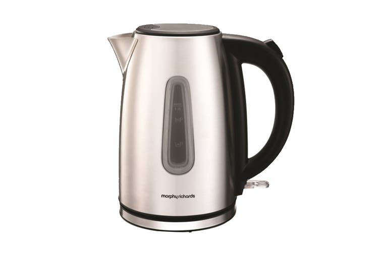 Morphy Richards 1.7L Equip Jug Kettle - Stainless Steel (102777)