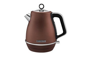 Morphy Richards Evoke Jug Kettle - Bronze (104401)