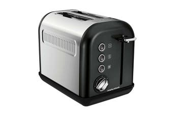 Morphy Richards Equip 2-Slice Toaster - Black (222013)