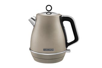 Morphy Richards Evoke 1.5L Jug Kettle - Platinum (104403)
