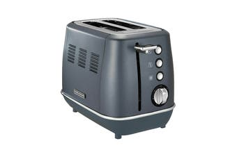 Morphy Richards Evoke 2 Slice Toaster - Blue Steel (224402)