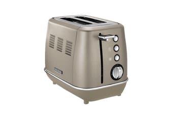 Morphy Richards Evoke 2 Slice Toaster - Platinum (224403)
