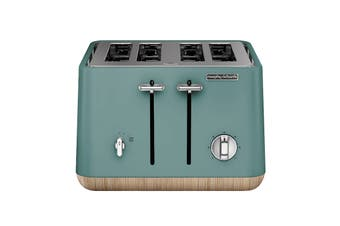 Morphy Richards Aspect 4 Slice Toaster - Teal (240009)