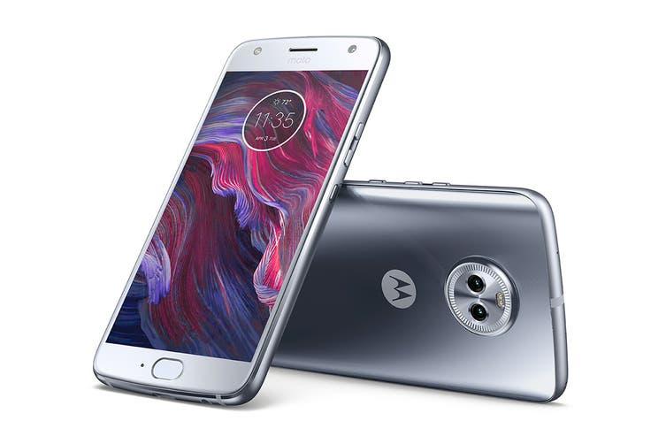 Motorola Moto X4 XT1900 Dual SIM (32GB, Sterling Blue)