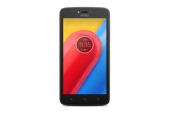 Motorola Moto C (16GB, Black)