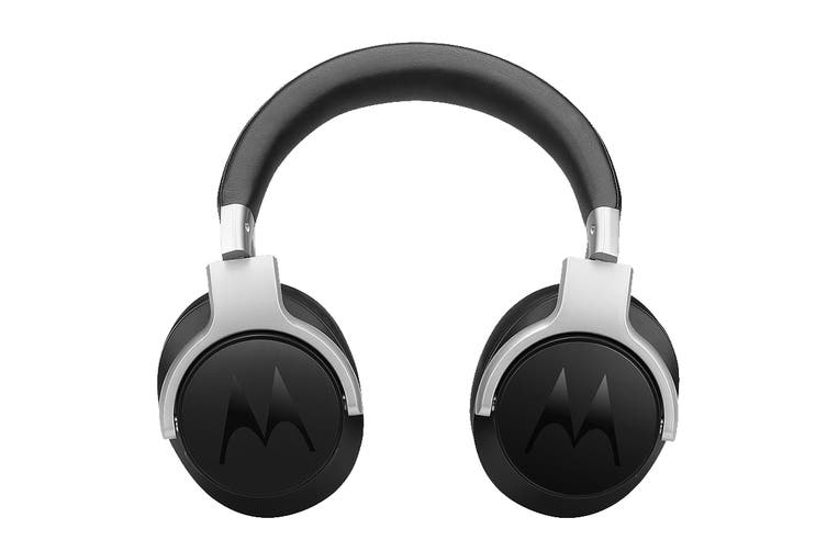 Motorola Active Noise Cancelling Headphones (Black)