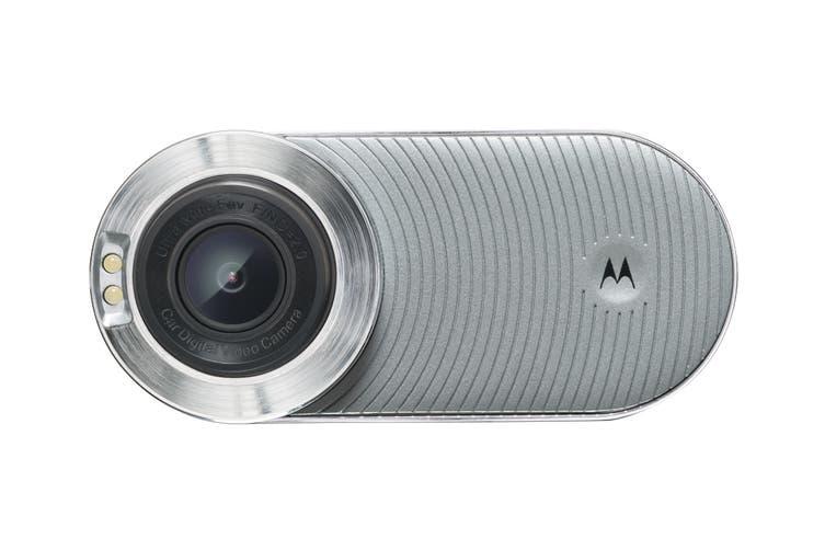 Motorola FHD 1080p Dash Camera 2.7 Inch Display 120 Foot FOV + Metal Case