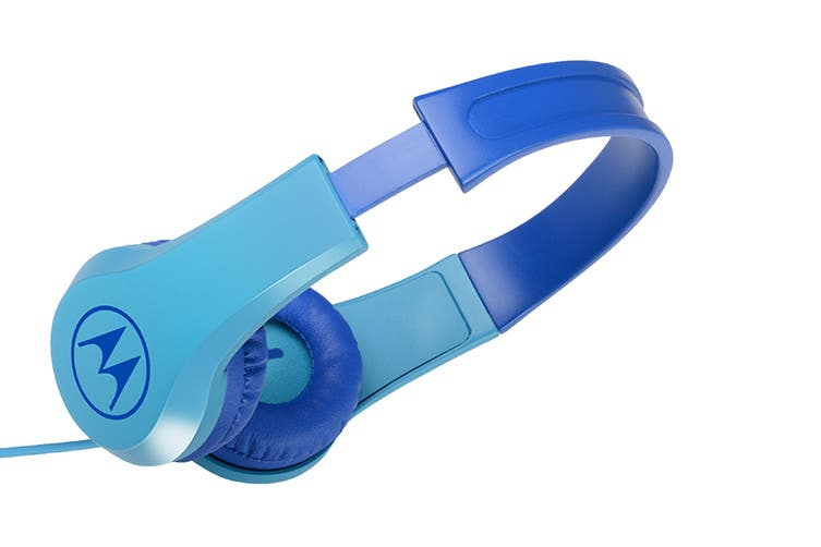 Motorola Kids Headphones (Blue)