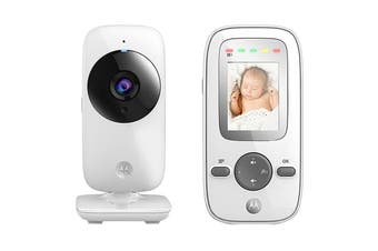 "Motorola 2.0"" Baby Video Monitor (MBP481)"