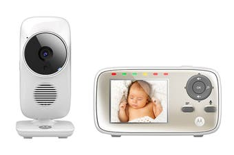 "Motorola 2.8"" Baby Video Monitor (MBP483)"